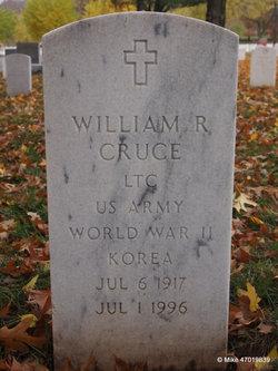 "William Robert ""Bob"" Cruce"