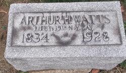 Arthur H. Watts
