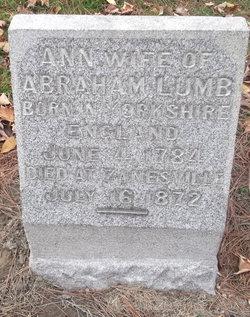 Ann Lumb