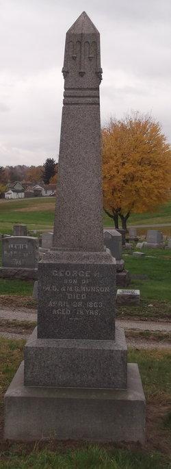George Henry Munson