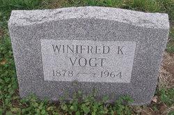 Winifred K. Vogt