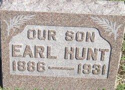 Earl Hunt