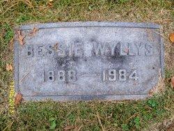 Bessie M Wyllys