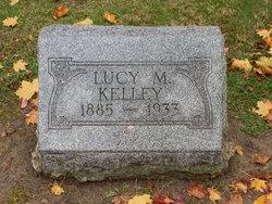 Lucy May <I>Finch</I> Kelley