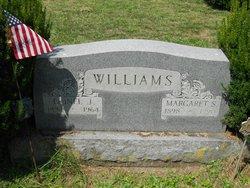 Margaret <I>Scott</I> Williams
