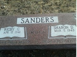 Sharon Demaris <I>Loftin</I> Sanders