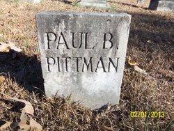 Paul B Pittman
