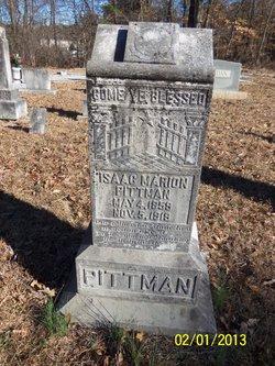 Isaac Marion Pittman