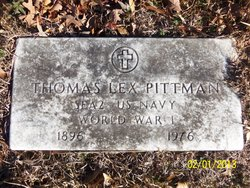 Thomas Lex Pittman