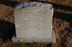 William J Hickey