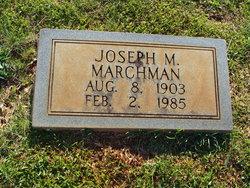 Joseph Manuel Marchman