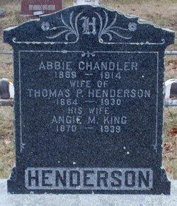 Thomas Paine Henderson
