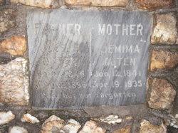 Martha Jemima <I>Yarborough</I> Outen