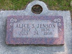 Alice Girdlestone <I>Smith</I> Jenson