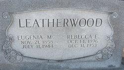 Rebecca Eleanor Leatherwood
