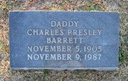Charles Presley Barrett