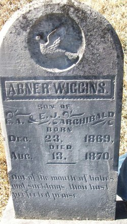 Abner Wiggins Archibald