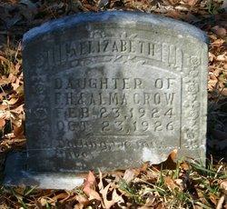 Elizabeth Crow