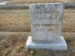 Herbert Willis Post