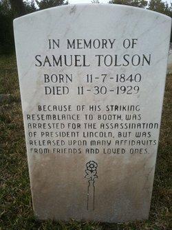 Sam Tolson