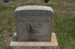 Rosa Anna Curlee