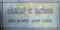 Charly C. Hayden