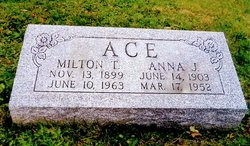 Milton Theodore Ace