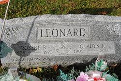 Gladys Ruth <I>Zuendel</I> Leonard