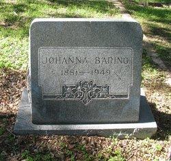 Johanna Baring