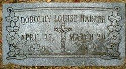 Dorothy Louise Harper