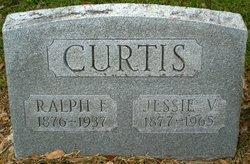 Jessie Virginia <I>Adams</I> Curtis