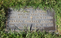 Marian Theresa Joseph