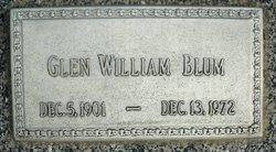 Glen William Blum