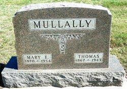 Mary Emma <I>Hoefer</I> Mullally