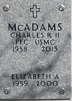Charles R McAdams, III