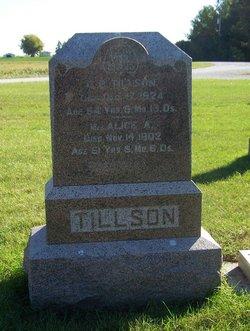 Charles B Tillson