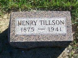 Henry Harrison Tillson