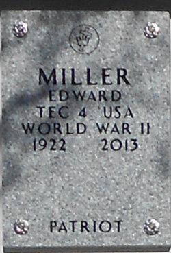 Edward Miller