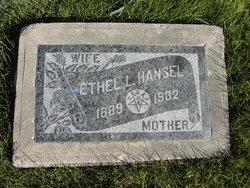 Ethel Hansel
