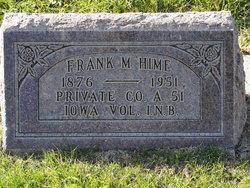 Francis M Hime