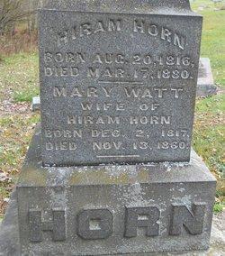 Hiram Horn