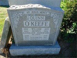 Kathleen <I>O'Keefe</I> Anderson