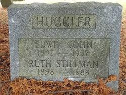 Ruth Alberta <I>Stillman</I> Huggler