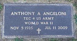 Anthony A Angeloni