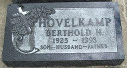 """Berthold H. """"Bert"""" Hovelkamp"""