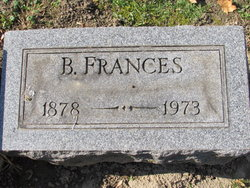 Bertha Frances <I>Whitney</I> Templeton