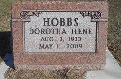 Dorotha Ilene <I>Newton</I> Hobbs