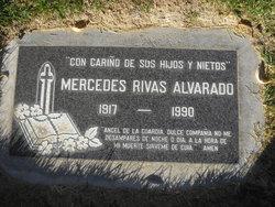 Mercedes Rivas Alvarado