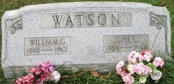 William George Watson