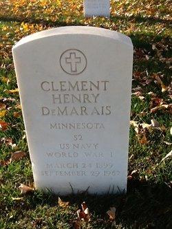 Clement Henry Demarais